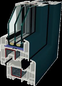 Kunststoff-Fenster-Gealan-S9000
