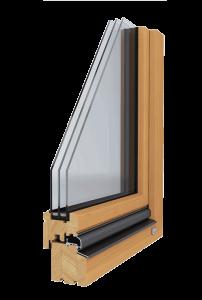 Unilux-Holz-Fenster