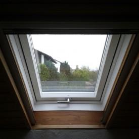 Neues Roto Dachfenster | Bayreuth