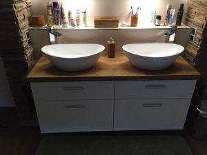 Möbel nach Maß - Waschtisch